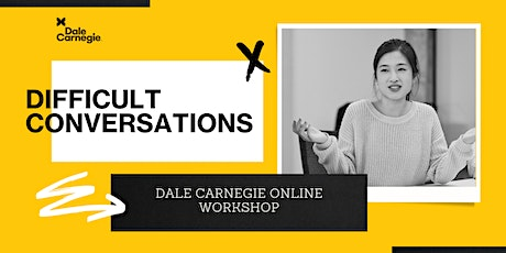 Dale Carnegie: Difficult Conversations tickets