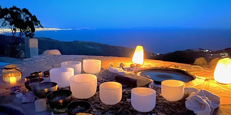 NEW MOON Malibu Ocean View Sunset Sound Bath Ceremony tickets