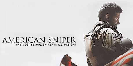 Movies Under The Stars - American Sniper tickets