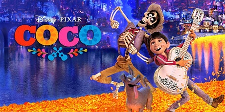 Movies Under The Stars -  Coco (POSTPONED) tickets