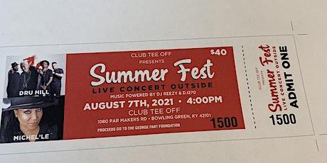 1st Annual Club Tee Off Summer Fest tickets