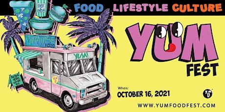 Yum! Food Fest tickets