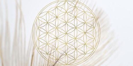 La flor de la vida y objetivos entradas