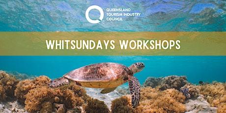 """"""" Tourism Whitsundays Domestic Marketing Program -One on One"""" - Whitsundays tickets"""