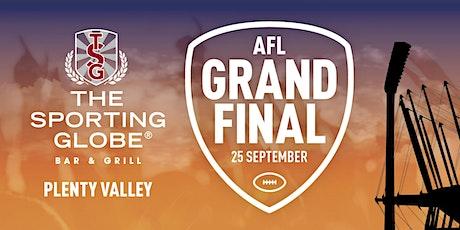 AFL Grand Final Day - Plenty Valley tickets