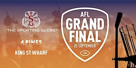 AFL Grand Final Day - King Street Wharf tickets