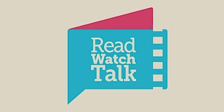Virtual Read-Watch-Talk Book Club - Frida tickets