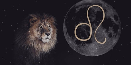 Copy of FREE New Moon Online Gathering (Leo New Moon) tickets