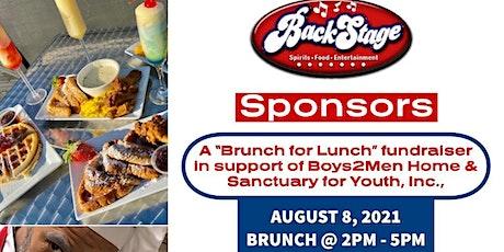 Boys 2 Men Brunch Fundraiser tickets