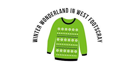 Winter Wonderland in West Footscray! tickets