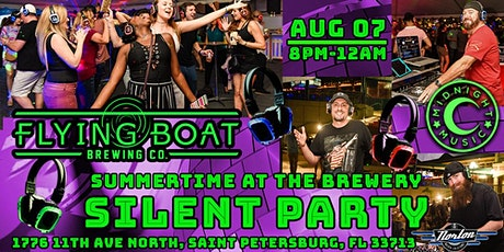 Summertime at the Brewery Silent Party tickets