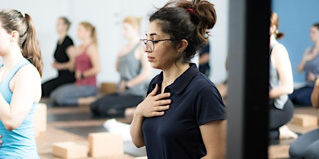 The Power Of Breath Workshop tickets
