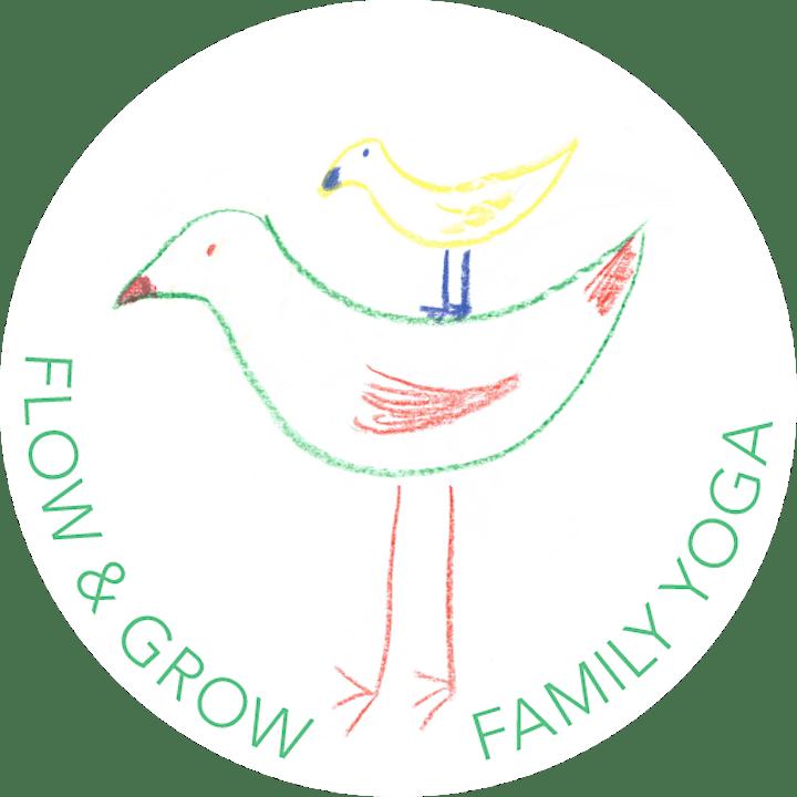 Flow & Grow Family Yoga- Aldinga Library image