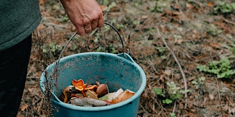 Composting in small garden & homes by Robyn Brown from Waste is My Resource tickets