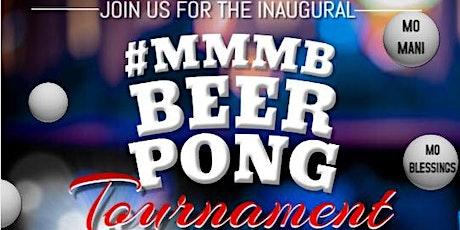 Inaugural #MMMB Pong Tournament tickets