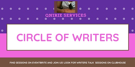CIRCLE OF WRITERS CONNECT tickets
