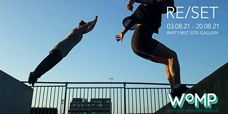 RE/SET   Move, explore, share - mapping the city through parkour tickets