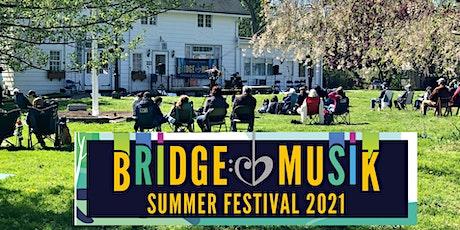 BridgeMusik SummerFest 2021 presents Faculty & Young Artist Concert #1 FREE tickets
