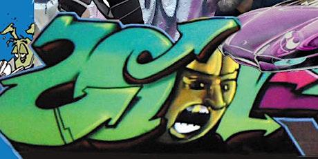 Graffiti Art Class tickets