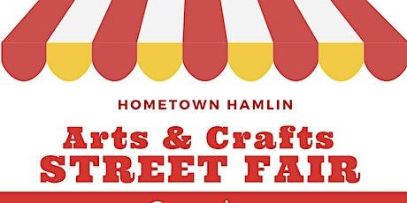 Hometown Hamlin Arts & Crafts Street Fair 2022 tickets