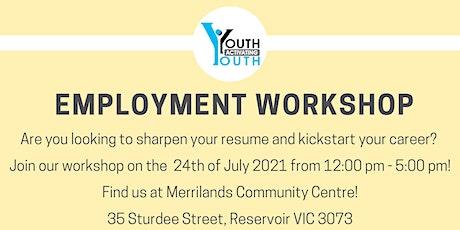 Employment Workshop tickets