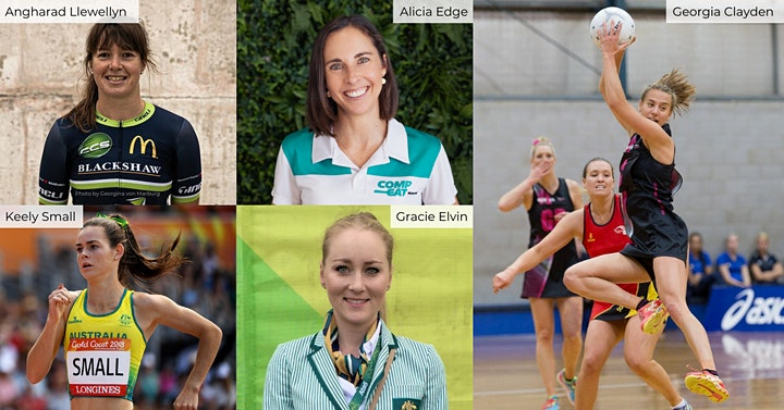 Power to the Girls Information Session - Training for Female Athletes image