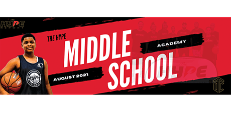 The Hype Middle School Academy tickets
