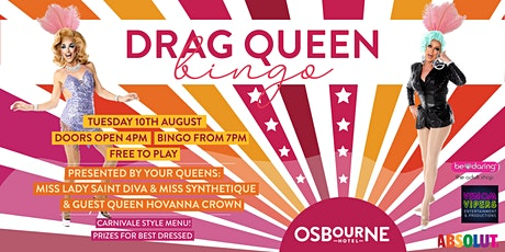 Drag Queen Bingo | Carnivale tickets