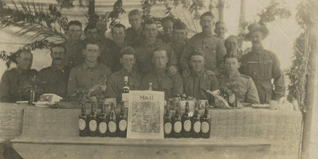 Anzac Square Memorial Galleries Talk Series: Christmas and World War I tickets