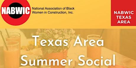NABWIC Texas Area Summer Social tickets