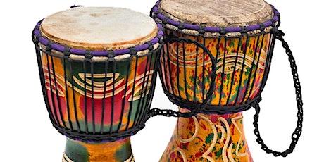 Jembe Drumming by Yahaya tickets