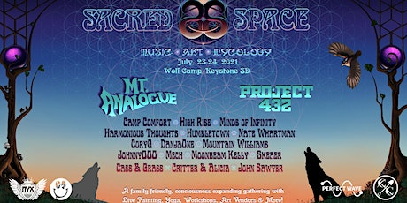 Sacred Space 2021 tickets