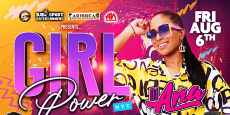 Girl Power NYC tickets