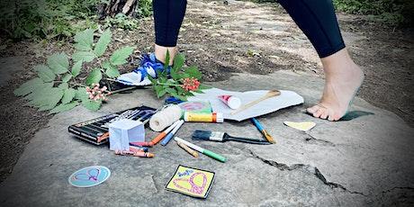 En Mouvement avec PeaceHeARTiness: Exercices Créatifs boletos