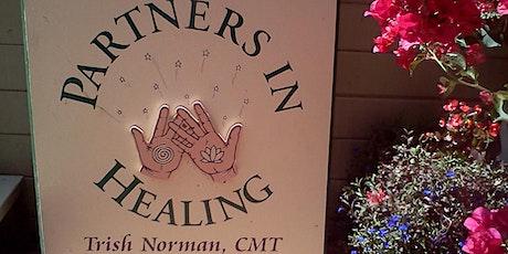 Reiki  Wellness, Healing & Prayer Circle in The Peace Garden tickets