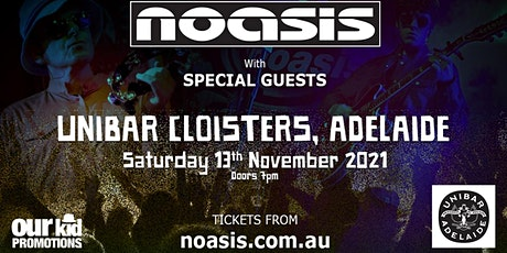 NOASIS + special guests: Australian Supersonic Summer Tour tickets