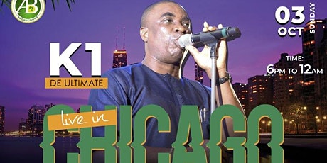 K1 DE Ultimate Live in Chicago tickets