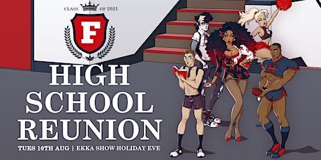 Fluffy's High School Reunion Class Of 2021 tickets