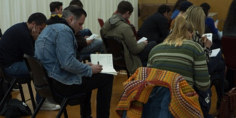 Scriptwriting for Feature Film with David White tickets