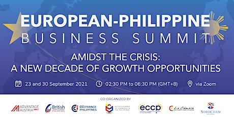 2021 European Philippine Business Summit tickets