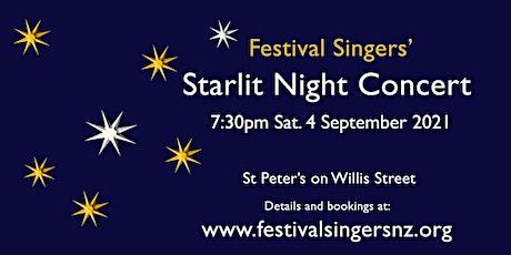 Starlit Night Concert tickets