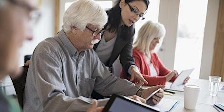 Tech Savvy Seniors - Italian tickets