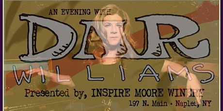 Dar Williams at Inspire Moore Winery tickets