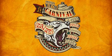 Tresillo's Winter Carnival '21 tickets