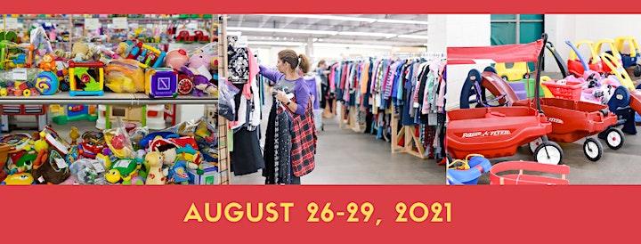 Just Between Friends Denver Kids MEGA Sale  - Aug 25-29, 2021 image