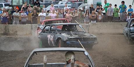 Demolition Derby- Monday tickets