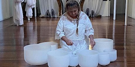 Tracies Healing Crystal Singing Bowl Workshop tickets