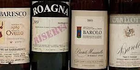 Northern Italian Luxury Wine Dinner tickets