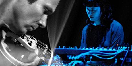 MESS / SONOROUS III / Fia Fiell and Erkki Veltheim - Saturday 20 November tickets