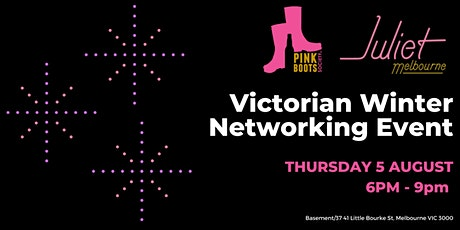 Victorian Winter Networking Event tickets